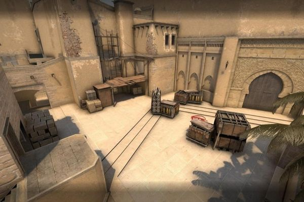 Mirage pistol A-site fake best strategy
