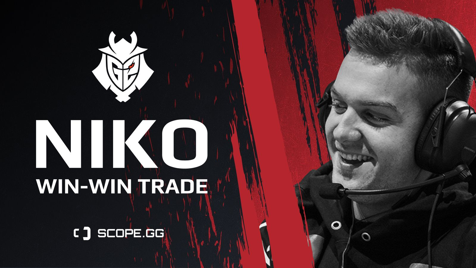 solo pronto Colapso  NiKo's transfer to G2 could become deal of the year