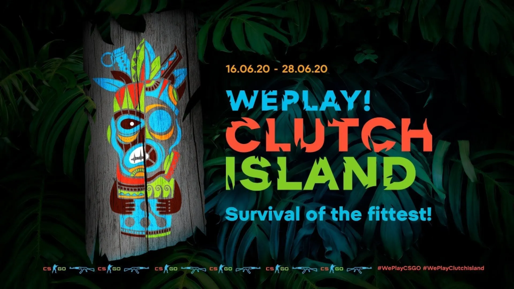 WePlay Clutch Island stats highlights