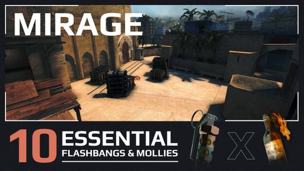 10 essential Mirage mollies & flashbangs