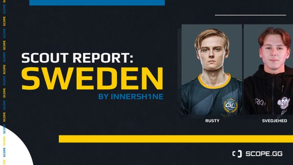 innersh1ne's Scouting Grounds #1: Sweden