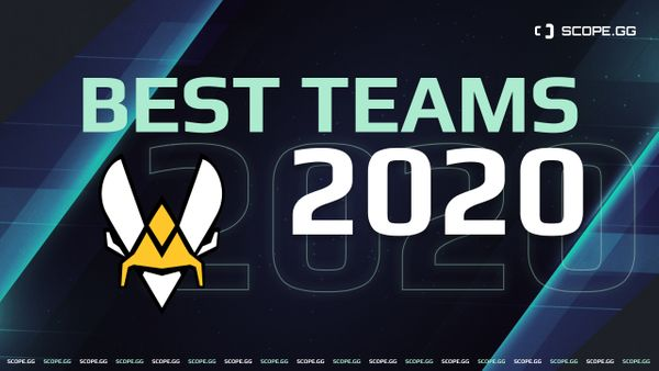 Best Teams of 2020. #8: Vitality