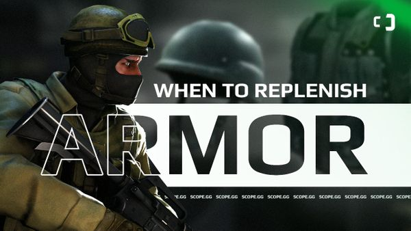 Don't make armor mistakes! Learn when to replenish it