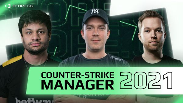 CS:GO Manager 2021: 7 teams out of benched players and free agents