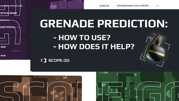 SCOPE.GG Grenade Prediction: a short guide