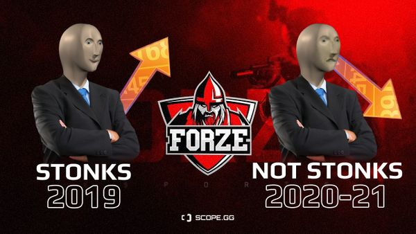ForZe: the story of unfulfilled ambitions